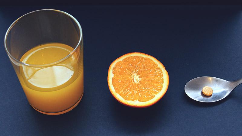 сок, апельсин, витаминка