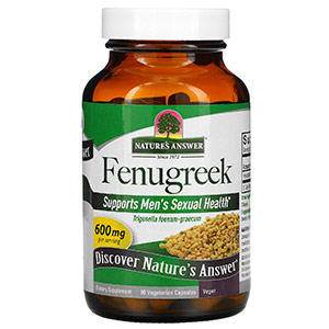 Nature's Answer, Fenugreek