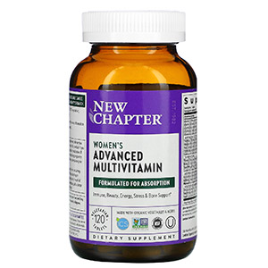 New Chapter, Every Woman Multivitamin