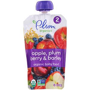 Plum-Organics,-Органическое-детское-питание