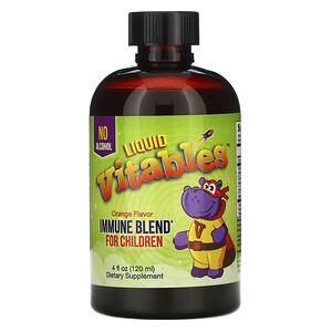 Vitables, Детская жидкая добавка для укрепления иммунитета