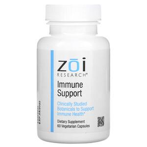 ZOI Research,Поддержка для вен