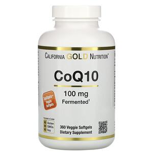 California Gold Nutrition, Коэнзим Q10