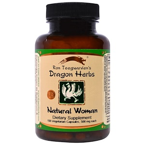 Dragon Herbs, Володушка с пионом
