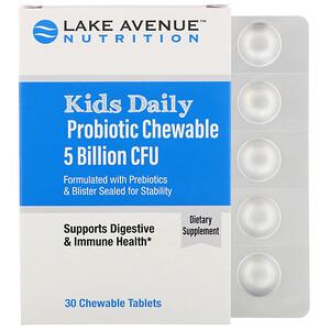 Lake Avenue Nutrition, пробиотик для ежедневного применения для детей