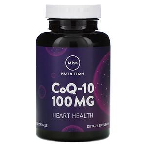 MRM, Nutrition, коэнзим Q10