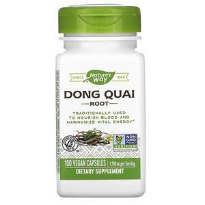 Nature's Way, Dong Quai Root