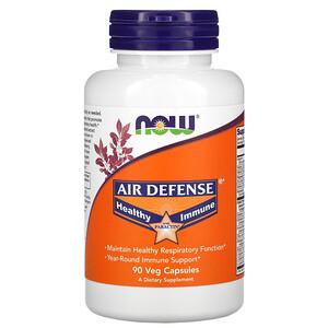 Now Foods, Air Defense, средство для укрепления иммунитета