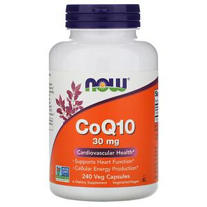Now Foods, CoQ10
