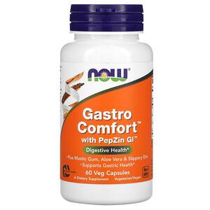 Now Foods, Gastro Comfort с PepZin GI