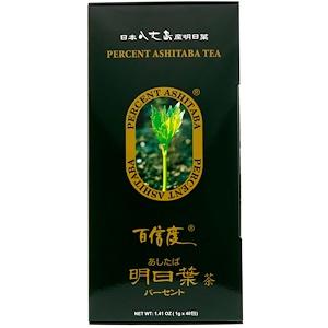 Percent Ashitaba, Чай Percent Ashitaba
