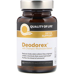 Quality of Life Labs, Deodorex