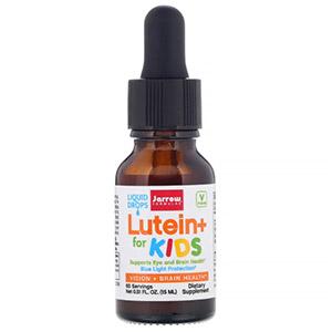 Jarrow Formulas, Lutein+, для детей, 15 мл