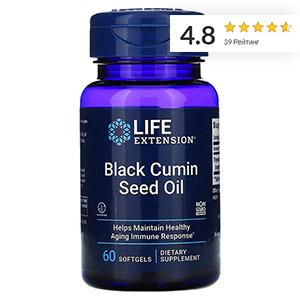 Life-Extension,-Масло-семян-черного-тмина