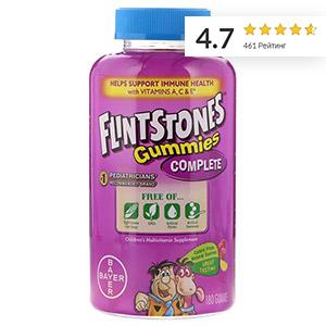 Flintstones, Complete, мультивитамин для детей