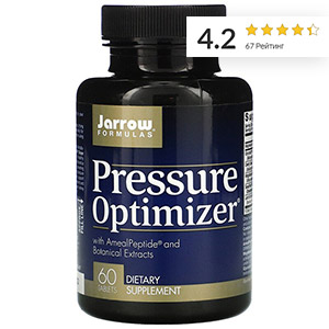 Jarrow Formulas, Pressure Optimizer
