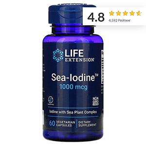 Life Extension, Sea-Iodine