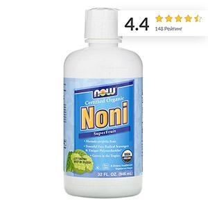 Now-Foods,-сертифицированный-органический-нони