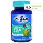 """One-A-Day, """"ВитаЖажда"""", ежедневный мультивитаминный комплекс из серии """"Раз в день"""" для мальчиков-тинэйджеров"""