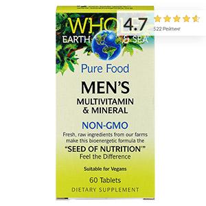 Natural Factors, Пищевая добавка Whole Earth & Sea