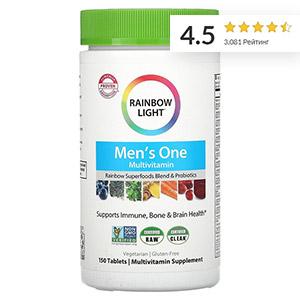 Rainbow Light, Men's One, мультивитамины для мужчин