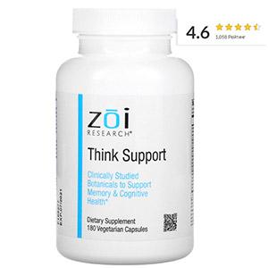 ZOI Research, поддержка мыслительных способностей