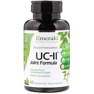Emerald Laboratories, UC-II Формула для здоровья суставов