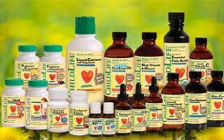 Описание витаминного комплекса для детей разных возрастов от компании ChildLife. Показания к приему, эффективность, анализ состава и формы выпуска