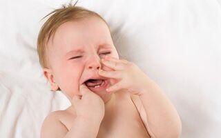 Капли для облегчения боли при прорезывании зубов у малышей от компании Boiron Camilia: описание, состав, инструкция