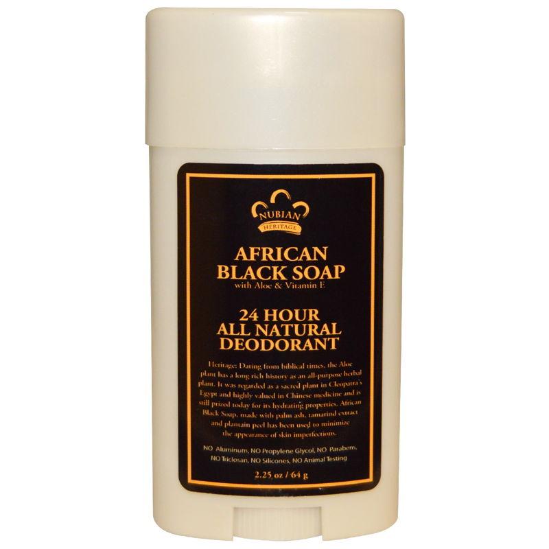 Дезодорант африканское мыло