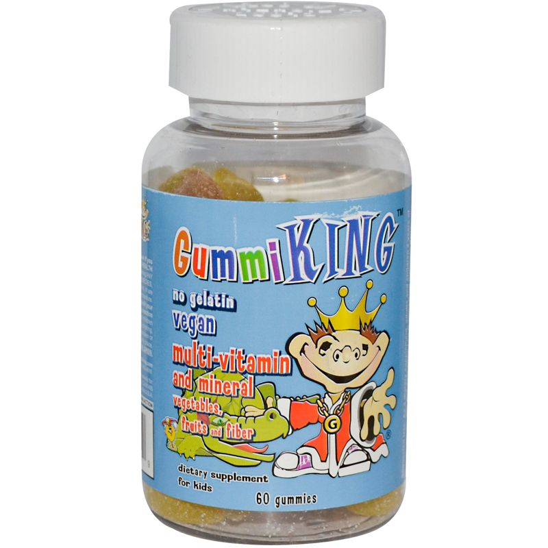 Gummi King, Multi-Vitamin and Mineral