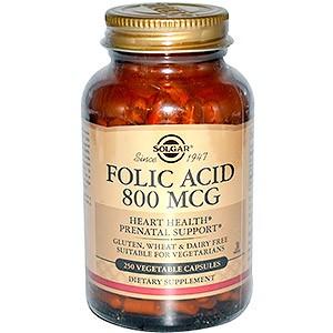 Natrol Folic Acid 800 mcg