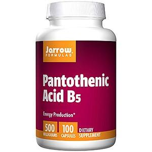 Jarrow Formulas Pantothenic Acid B5