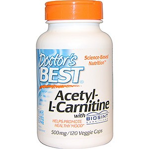 Doctor's Best Acetyl L'Carnitine