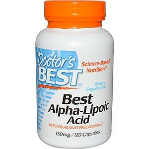 Doctor's Best Best Alpha Lipoic Acid