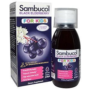 Sambucol, черная бузина