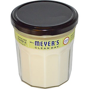 Mrs. Meyers Clean Day, ароматические соевые свечи