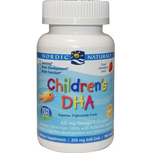 Nordic Naturals, Daily Kids, Natural Fruit Flavor