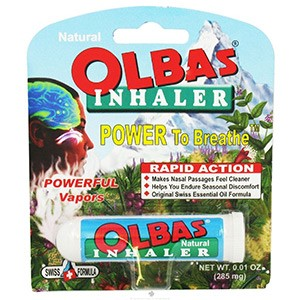 Olbas Therapeutic, Inhaler