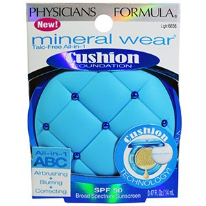 Тональная основа (кушон) Mineral Wear