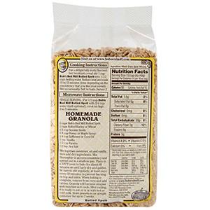 Bob's Red Mill, Спельта плющенная, Hot Cereal, 453 г