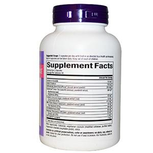 Natural Factors, WomenSense, EstroSense, Средство для поддержания гормонального баланса, 120 капсул