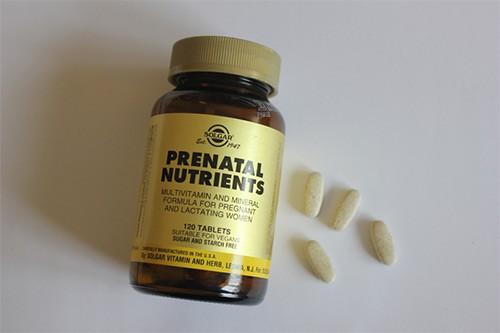 Витамины Solgar Prenatal для беременных: инструкция, отзывы