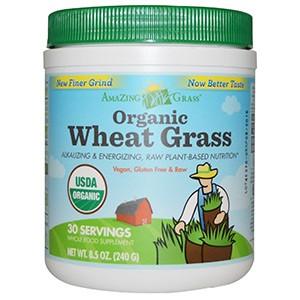 Amazing Grass, Органические ростки пшеницы, 240 г