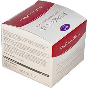 Life Flo Health, Улучшенный восстанавливающий крем с 1 % витамина А, 50 мл