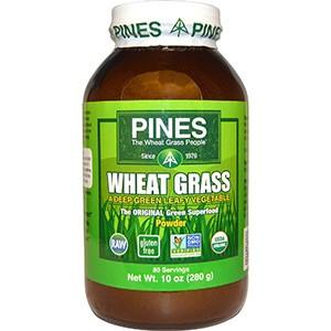 Pines International, Порошок из травы пшеницы, 280 г