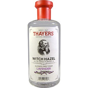 Thayers, Формула с гамамелисом и алоэ вера, тоник без спирта, Rose Petal, 355 мл