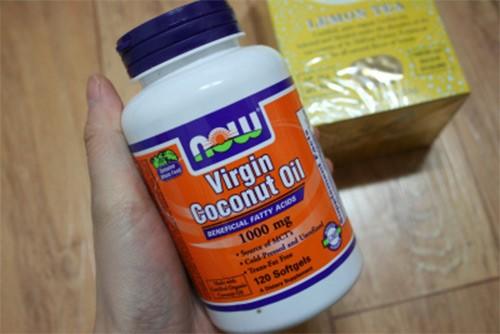 кокосовое масло в капсулах