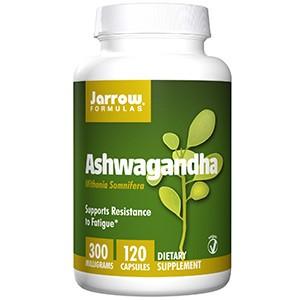 Jarrow Formulas, Ашваганда, 300 мг, 120 капсул