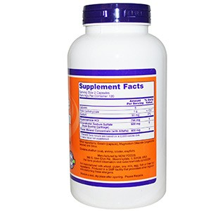 Now Foods, Глюкозамин и хондроитин